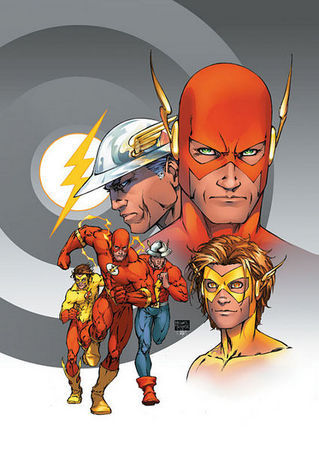 Some Speed Force Users