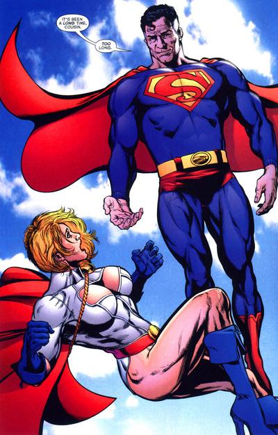 Kal-L and Kara are reunited