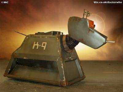 K9: More than just a Tin Dog.