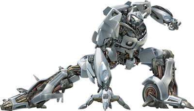 Jazz in Transformers (2007)