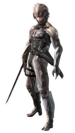 Cybor Ninja Raiden