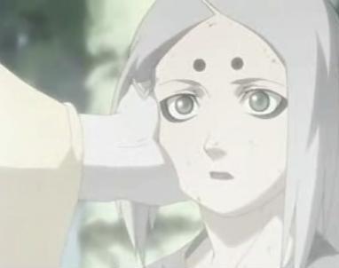 Kimimaro as a child