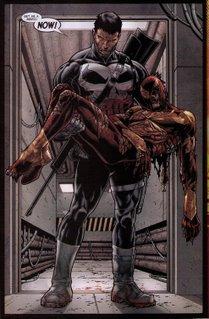 Punisher saved my life.