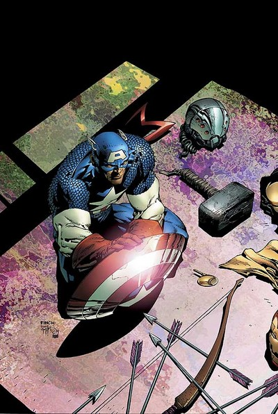 Disassembled: Fall of the Avengers.