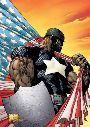 Captain America's successor: Isaiah Bradley