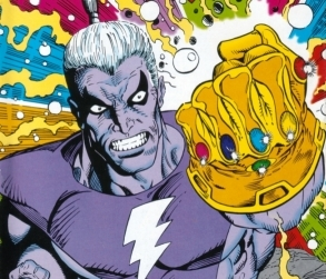 Magus with the Infinity Gauntlet