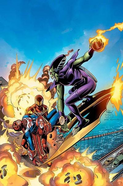 Spider-Man vs. Hobgoblin 2211