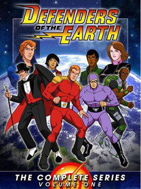 Flash Gordon and the Defenders of Earth