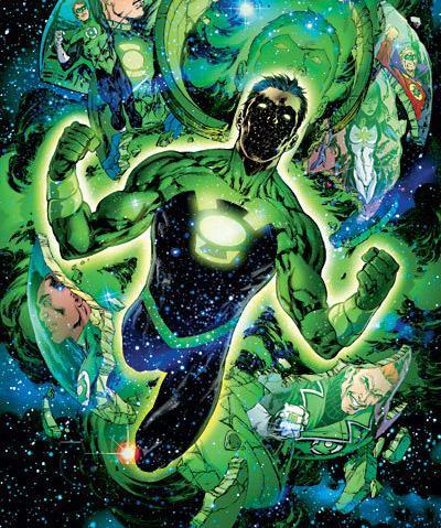 first ever green lantern