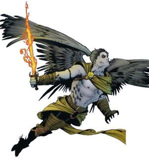 Former Guardian Angel of the Eagle Host