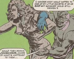 She-Hulk gets stoned!!