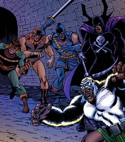 The original Lethal Legion.