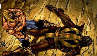 Thor Kills Durok
