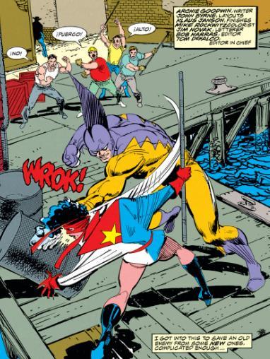 Tiger Shark attacks La Bandera.