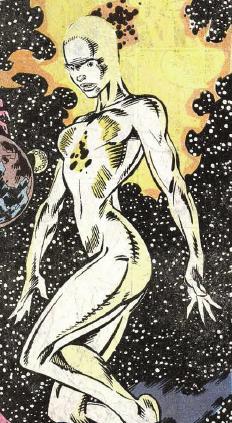 Kosmos's original yellow form