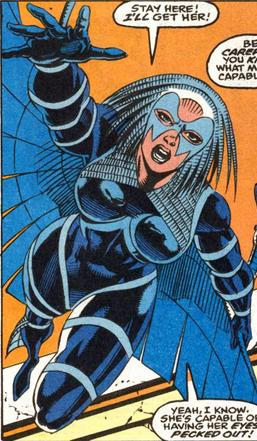 lieutenant of Superia's Femizons