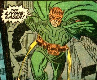 As he first appeared against the Avengers