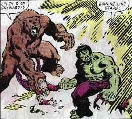 Ursa Major and the Hulk take down Phobos.