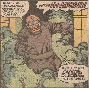 Surprise it's the Hijacker!!