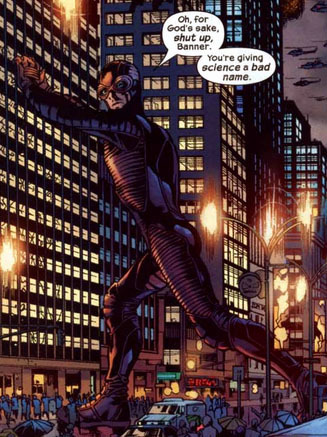 Earth-1610 - Ultimate Pym