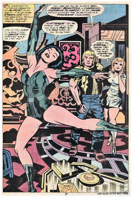 Sersi's first appearance