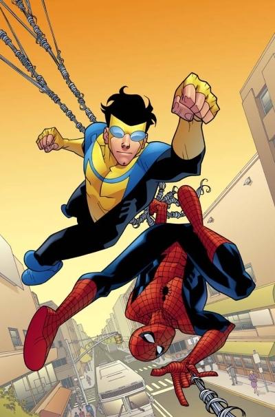 Invincible & Spider-Man