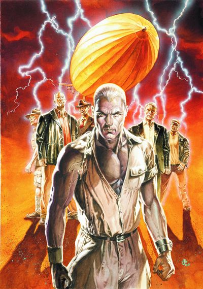 Doc Savage and Justice, Inc