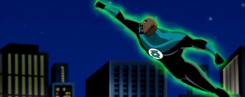 For many people, THIS is the only Green Lantern they know...