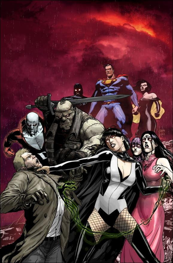 Cover: Justice League Dark #24