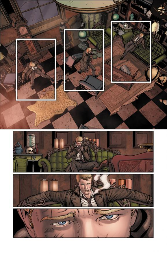 Interiors by Mikel Janin.