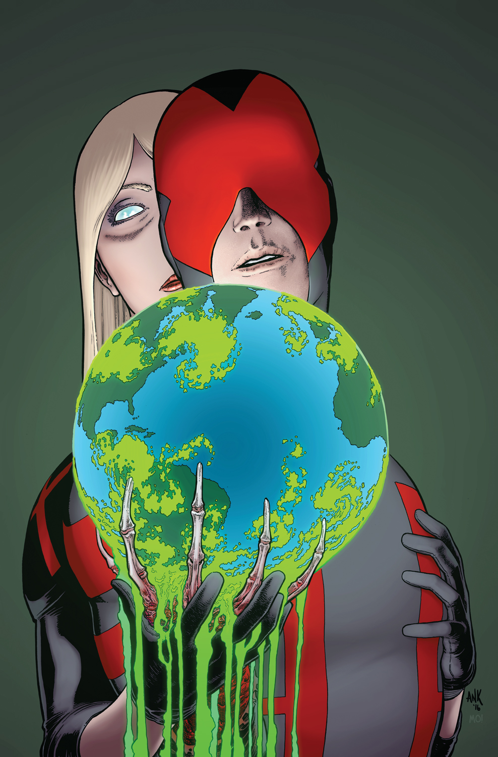 Cover Death of X #3