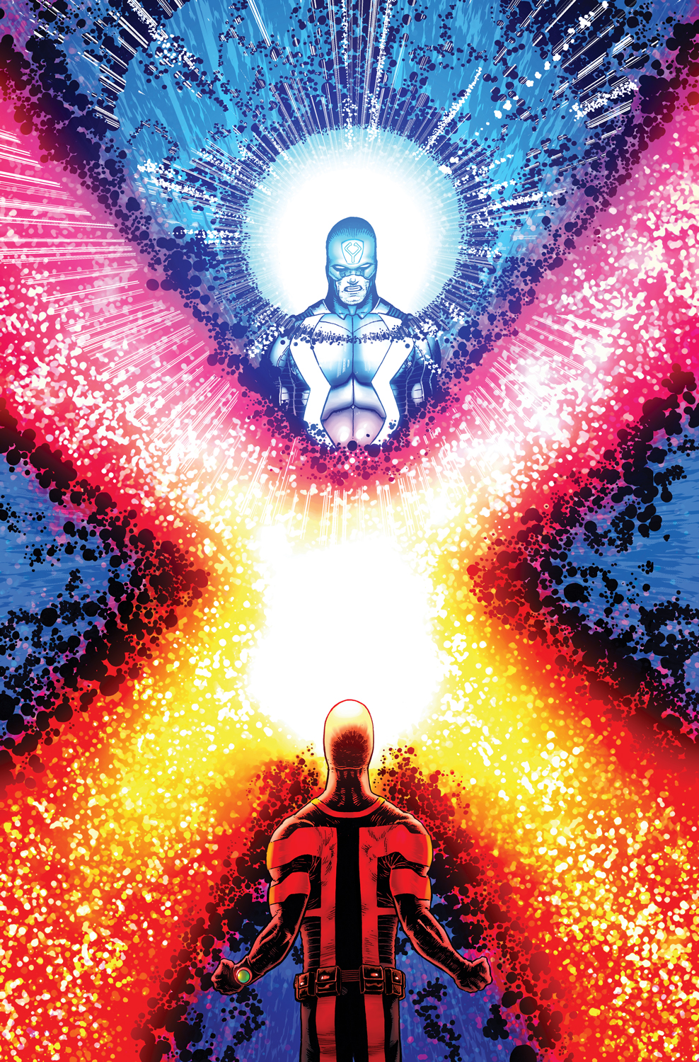 Cover Death of X #4