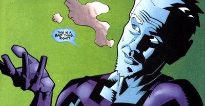 Earth-1298: Mutant X