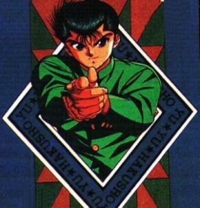 Yusuke Urameshi, the Spirit Detective