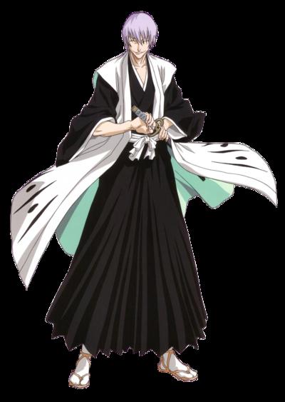 Captain Ichimaru Gin