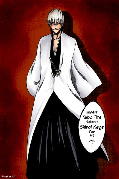 Arrancar robes