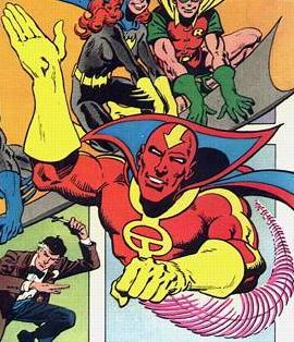 Earth-Two Red Tornado