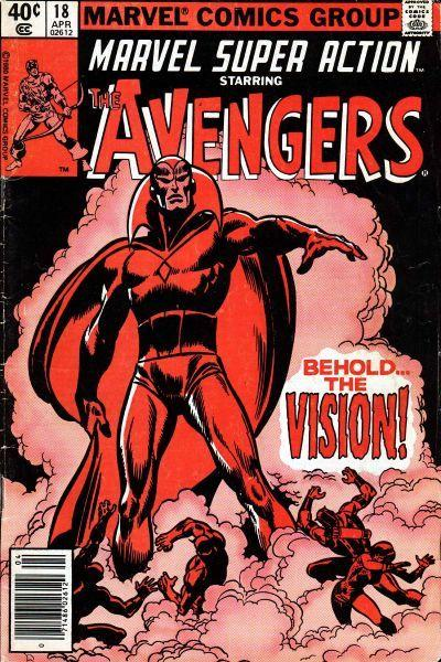 Wow, the Vision is cool!
