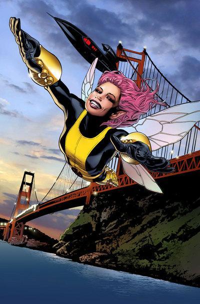 Pixie joins the X-Men
