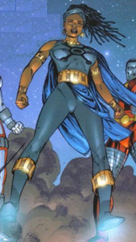 Hub in X-men - the End