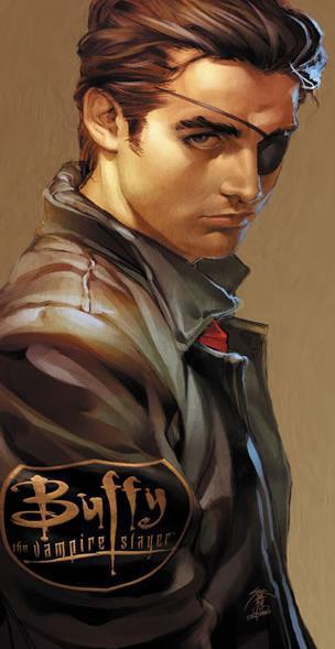 Xander the commander