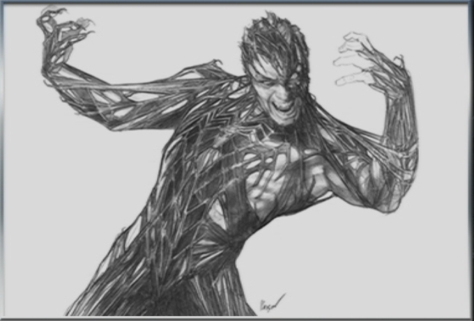 Venom concept art 3