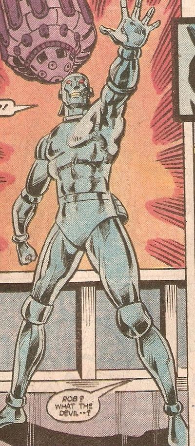 Robotman I (Golden Age)