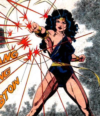 Power Princess of Earth-712