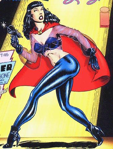 Shadow Lady (Big Bang Comics)