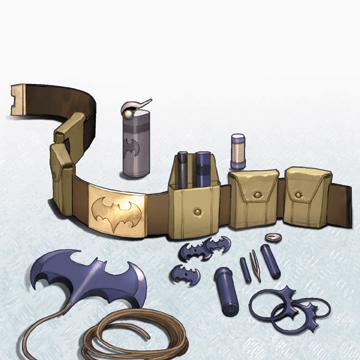 Batman's toys