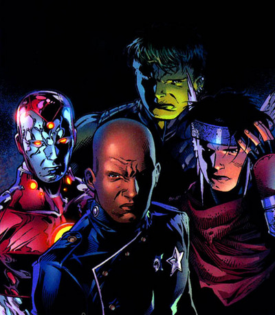 Original Young Avengers
