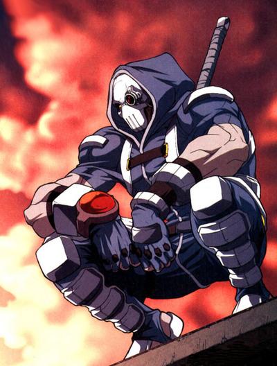 Taskmaster's UDON suit.