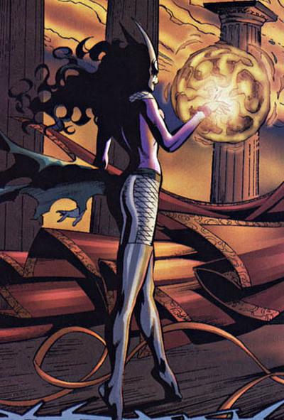 Lilith - Confronting Dr. Strange