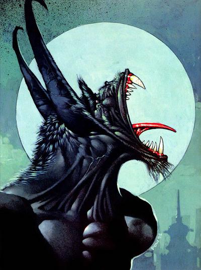 Man-Bat in Elseworlds